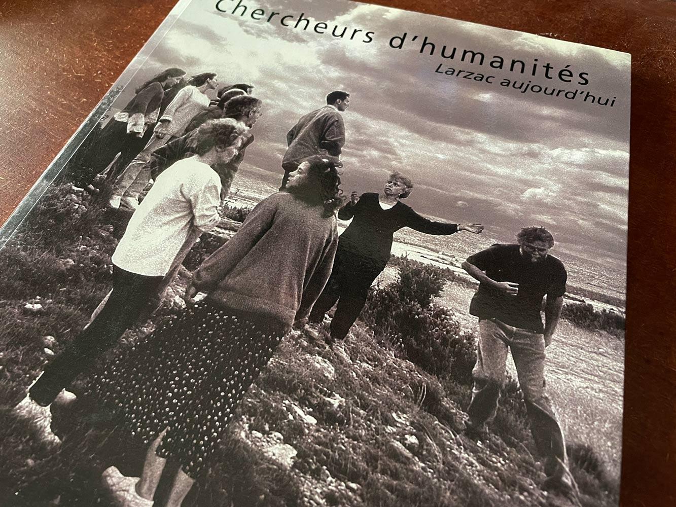 Couverture du livre chercheurs d'humanité